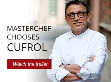 Masterchef chooses CUFROL
